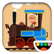 Toca Boca Train – Speel Met Treinen