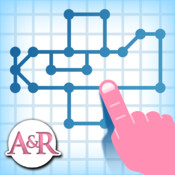 Grid Drawing – Teken Een Patroon Na