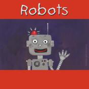 Robots – Cijfers, Vormen, Kleuren En Begrippen Leren