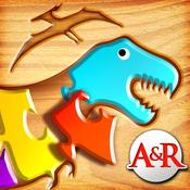 Dinosaurus – Puzzel met Dino's