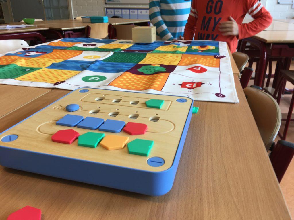 Kleuters Digitaal Cubetto Programmeren Voor Kinderen Kleuters