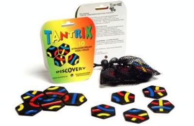 Tantrix Discovery – Een Uitdagend Lijnenspel