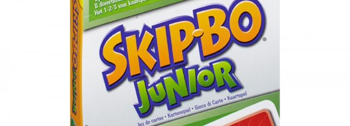Skip-bo Junior – Een spannend cijferspel