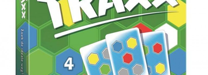 Träxx- Zoek de ideale weg
