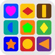 Shapes & Colors – Speel met vormen en kleuren