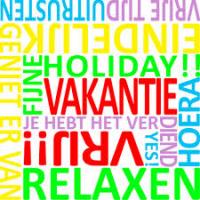 Vakantie in Onderwijsland