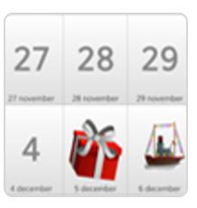 Hoeveel nachtjes slapen tot Sinterklaas komt?