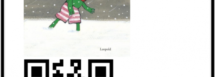 QR Codes Thema Winter