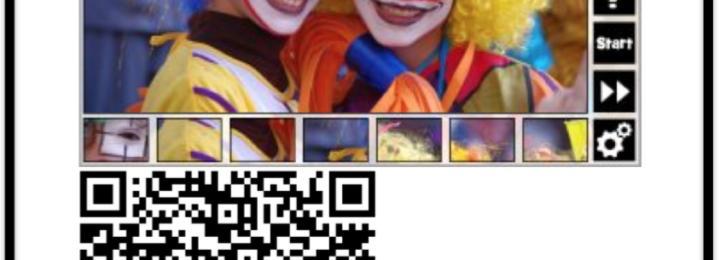 QR Codes voor Carnaval
