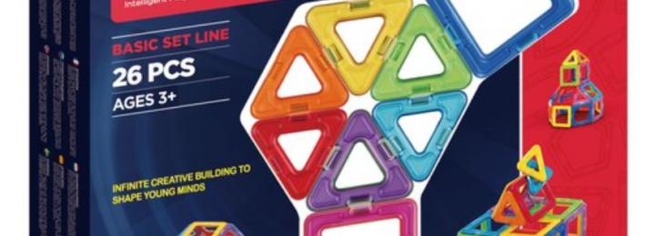 Magformers – Bouwen magneten