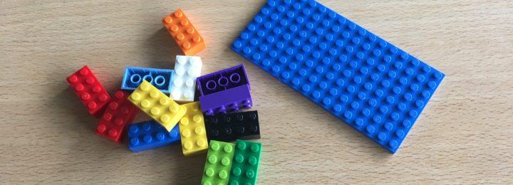 Denken als een computer met lego