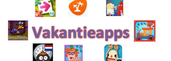 Vakantie apps – Apps Voor In De Vakantie