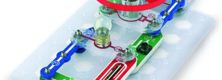 Spektro Starter – Spelen met elektriciteit