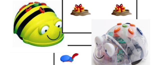 Rekenen met Sinterklaas en de Bee Bot