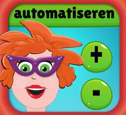 Juf Jannie – Rekensommen automatiseren