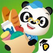 Doe boodschappen met Dr. Panda!
