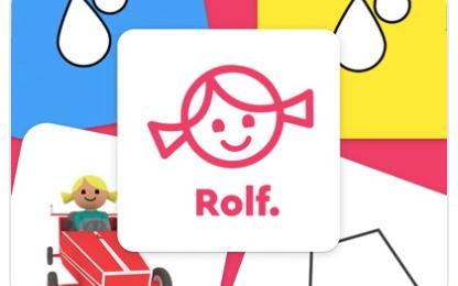 Aan de slag met kleur & vorm met Rolf Connect