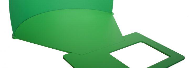 Speel met Woeste Willem met de GreenScreenBox!