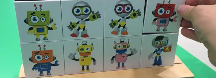 Spot de robot!
