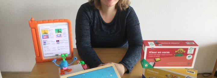 Webinars: Aan de slag met de iPad in de kinderopvang