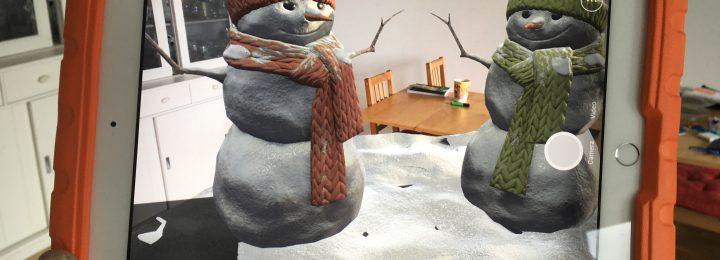 Pinguïns en sneeuwpoppen in de klas!