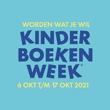 Kinderboekenweek 2021 Worden wat je wilt